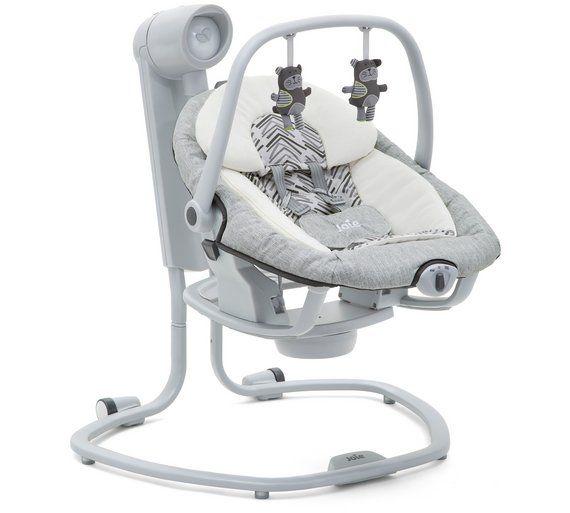 Buy Joie Serina 2 in 1 Swing - Arrows at Argos.co.uk - Your Online Shop for Baby swings, Baby bouncers and swings, Baby toys, Baby and nursery.