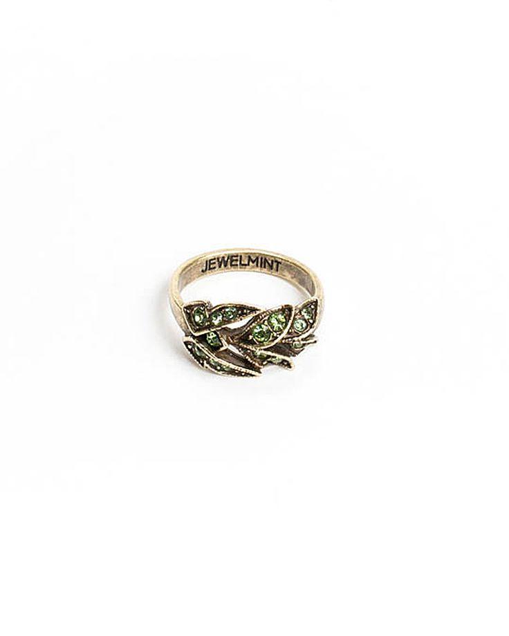 Evergreen Ring