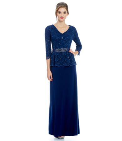 Shop for Alex Evenings Long A-Line Embellished Belt Dress at Dillards.com. Visit Dillards.com to find clothing, accessories, shoes, cosmetics & more. The Style of Your Life.