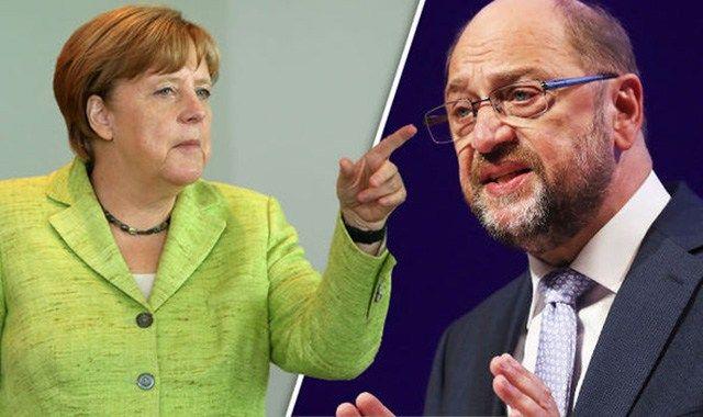 Es ist nicht nur unwürdig, sondern auch ein Skandal: Merkel sträubt sich gegen zwei TV-Duell-Sendungen mit ihrem SPD-Herausforderer Martin Schulz. Mehr noch: Sie diktiert den Sendern sogar noch den…