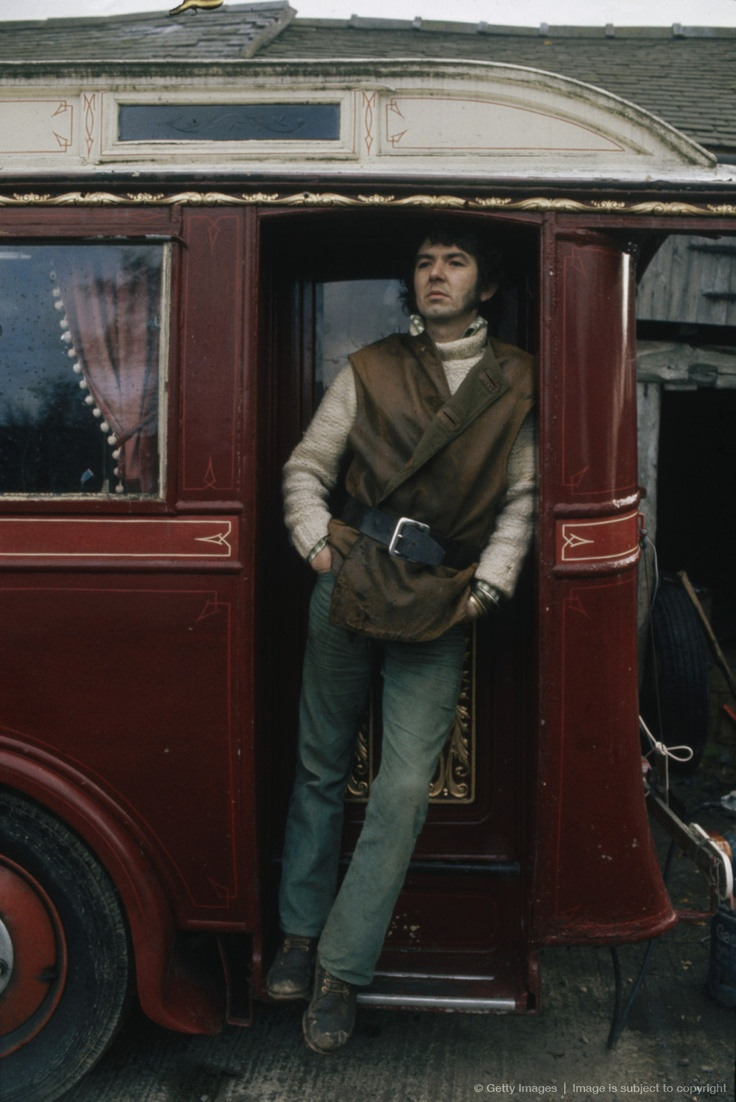 Ronnie Lane - A voice so sweet it could make a grown man cry.