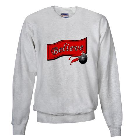 Love the movie The Polar Express!  Believe! CafePress has the best selection of custom t-shirts, personalized gifts, posters , art, mugs, and much more.{Cafepress-RoP860qF}