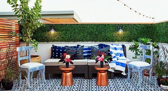 #Global Patterns Outdoor Furniture #outdoorfurniture #trends #realestate #design
