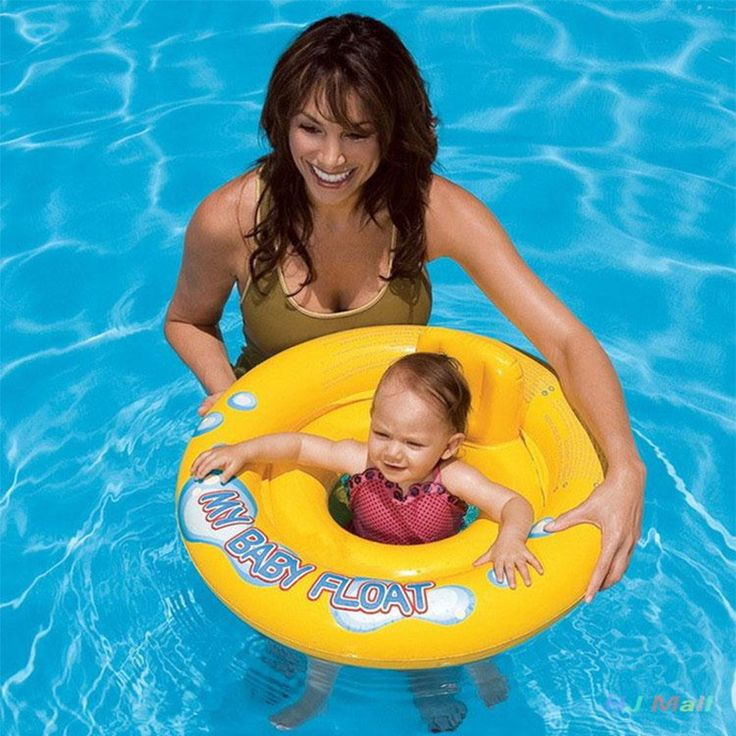 Handle swimming for Baby Kid Child Float Thicker Lifebuoy Inflatable Underarm Pool Swim Ring Raft safety
