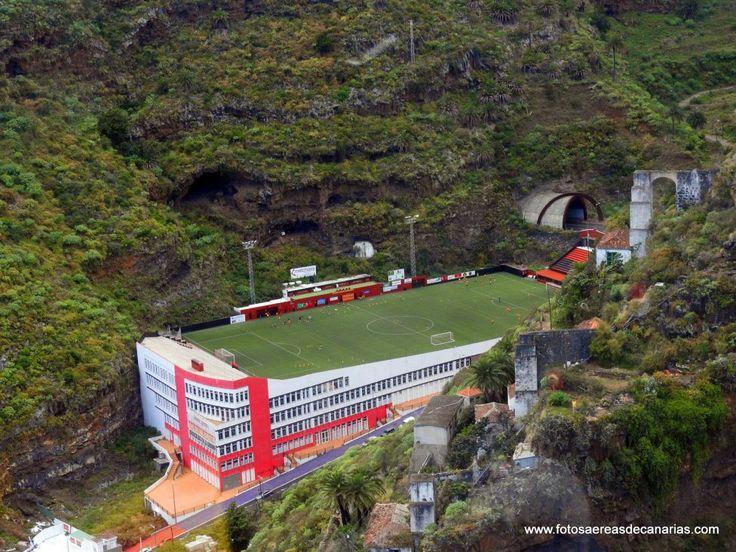 Estadio Silvestre Carrillo de La Palma