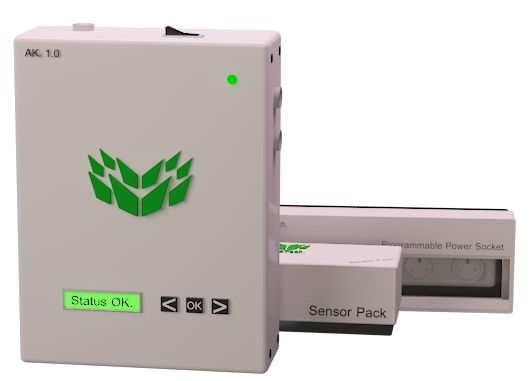 CropTech. - Smart Hydroponic Systems, Automation Kit