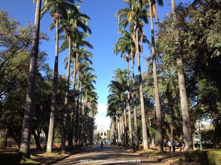 Praça da Liberdade - Conheça o Circuito Cultural Praça da Liberdade em Belo Horizonte