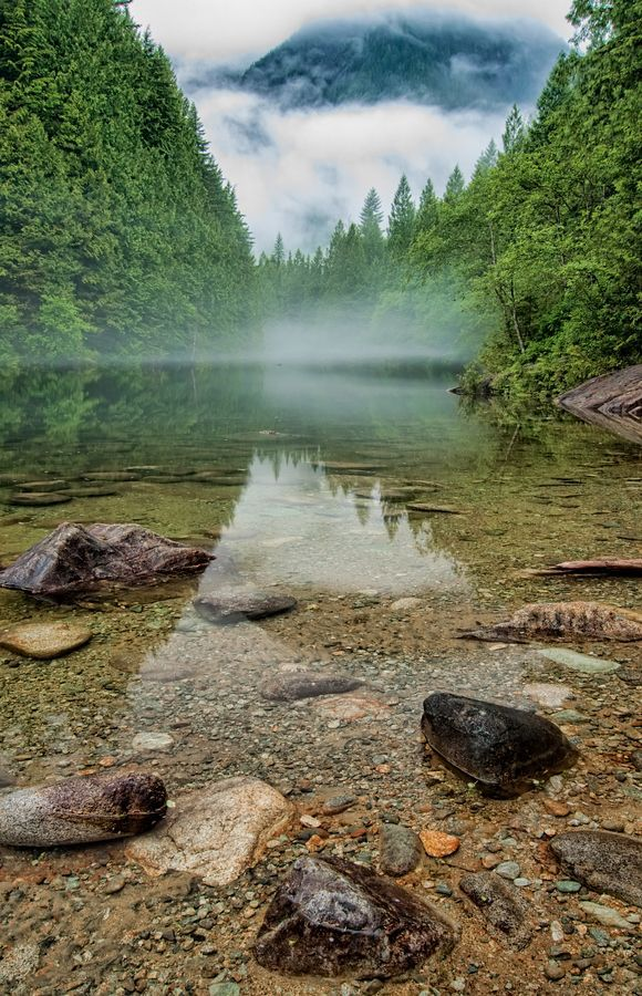Golden Ears Provincial Park, British Columbia, Canada