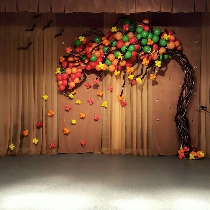 Árbol de otoño #falldecoration #fall #autum