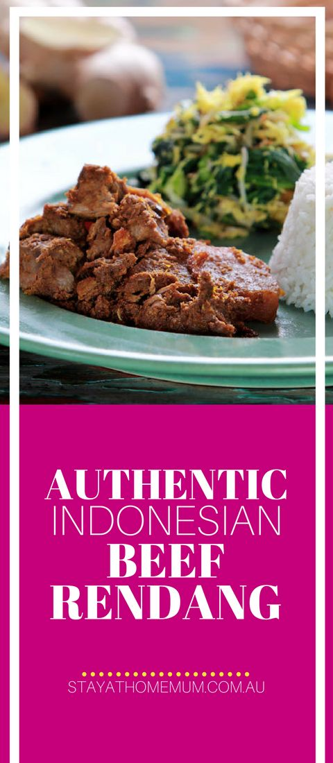 """""""Many of the items in this recipe can be found at local farmers markets or asian food stores, so be sure to look around for the best ingredients, it really does make all the difference. """" #indonesian #recipe"""