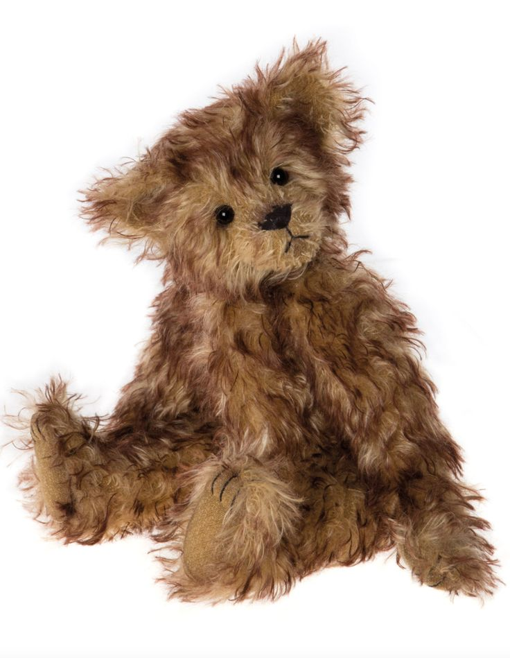 Forget Me Not Charlie Bears Isabelle Lee Collection Mohair Bear