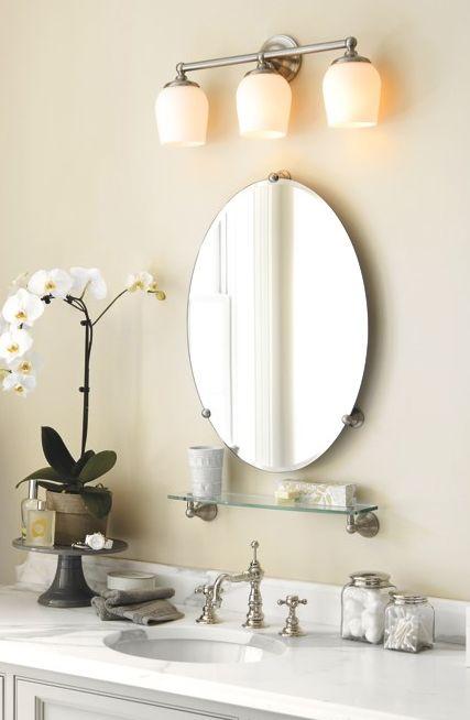 198 best 3 4 bath images on pinterest bathroom restroom for 15 bathroom lighting ideas 4 homes