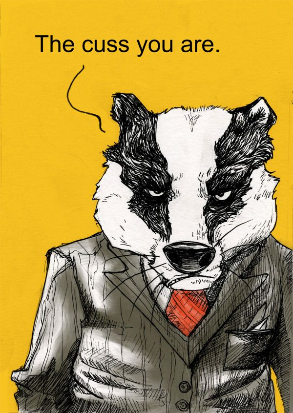 Badger l Maria DeCerce