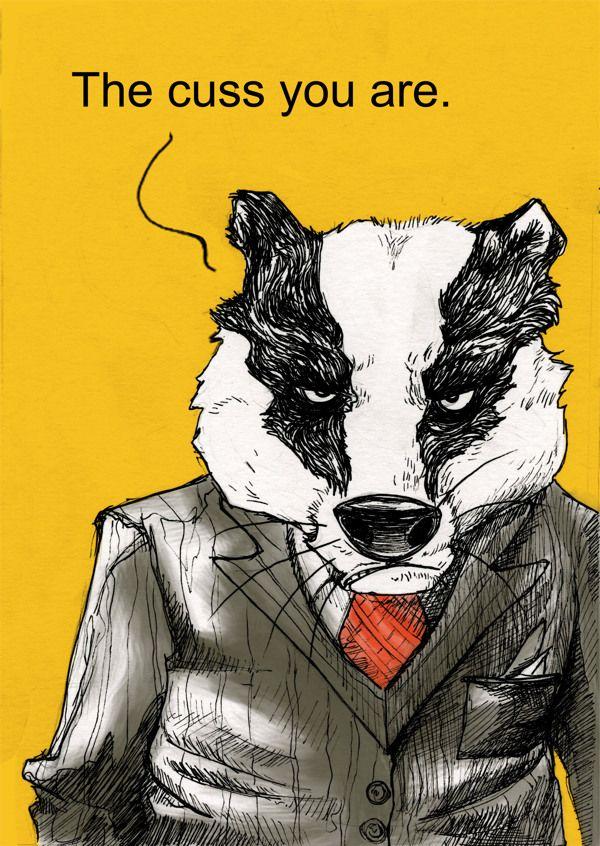 Badger l Maria DeCerce