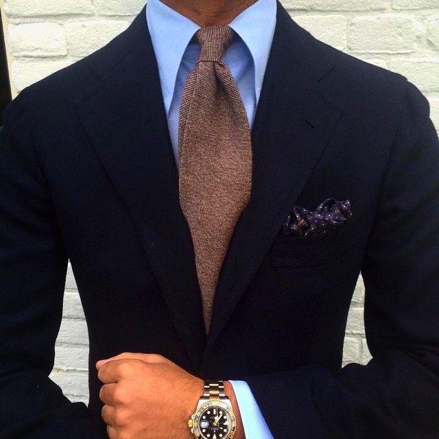 Handmade 100% cashmere tie | www.claritybeauty.com