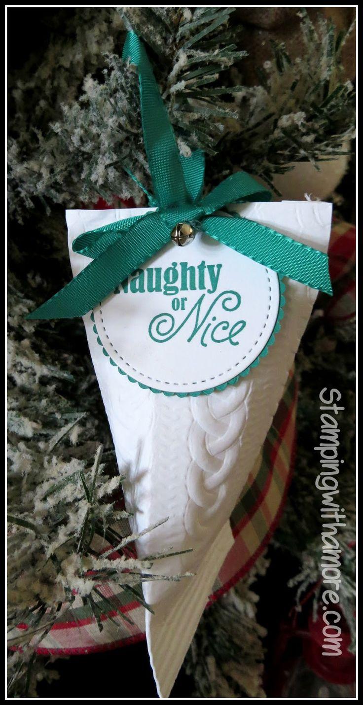 25 unique christmas treat bags ideas on pinterest christmas candy gifts christmas gift bags. Black Bedroom Furniture Sets. Home Design Ideas