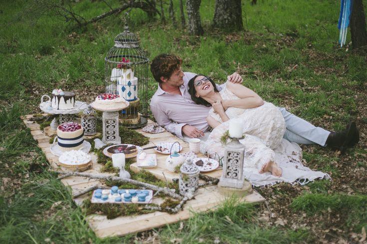 Boho-Folk wedding inspiration · Tendencias de Bodas Magazine