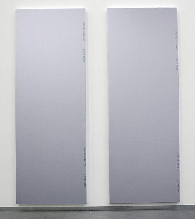 Olve Sande, Plasterboard Flats, 2015
