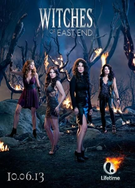 Witches Of East End   I cannot believe this show got cancelled! WHAT THE HECK! It was great!