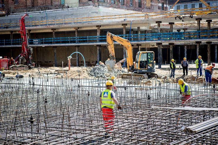 #centrumpraskiekoneser #koneser #praga #pragadistrict #warsaw #underconstruction