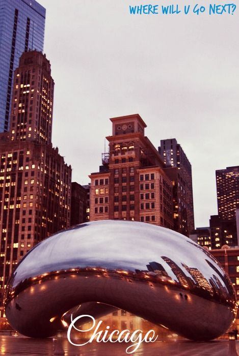 Moving to #Chicago is exciting! What a vibrant city! But, prep for your move with these #tips. Where will U go next?