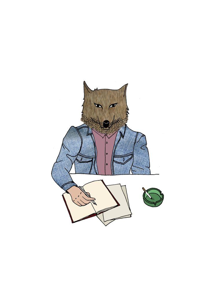Wolf - Evelien Schouten