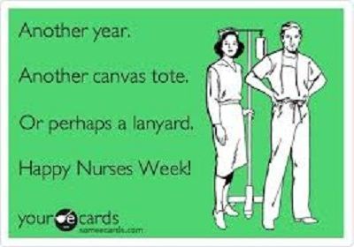 SEE MORE: 10 Fun Facts & Quotes For The National Nurses Week - http://www.nursebuff.com/2014/05/nursing-week-quotes-and-facts/