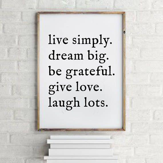 Live Laugh Love Dream Quotes: 17 Best Dream Big Quotes On Pinterest