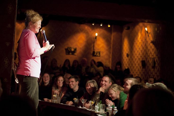 Part of the excitement of hitting a New York comedy club is never knowing who might drop in. Jerry Seinfeld, Dave Chapelle, Chris Rock and Louis CK all are known to regularly try out new material u...