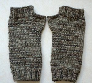 The pattern says easy. I hope to make a pair one day. See details at : AllFreeKnitting.com - Free Knitting Patterns, Knitting Tips, How-To Knit, Videos, Hints and More!