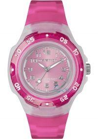 TIMEX Marathon Pink Rubber Strap T5K367