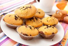muffin al cioccolato kinder e yogurt
