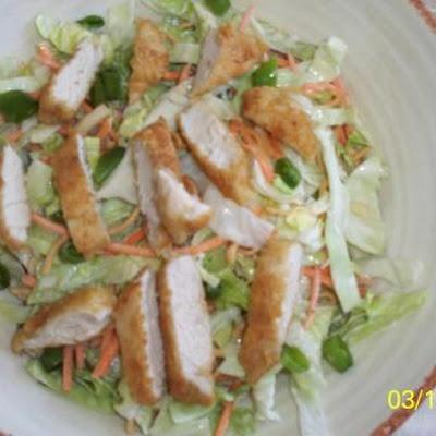 Applebees asian chicken salad dressing recipe