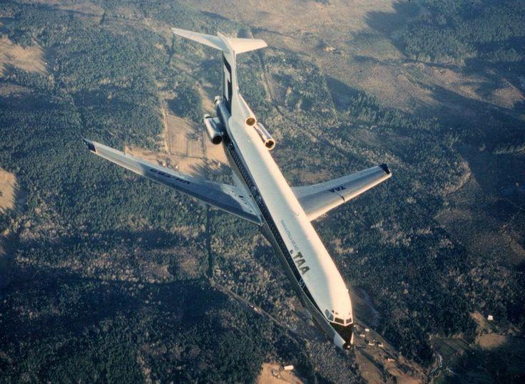 TAA Boeing 727-276 (VH -TBO)