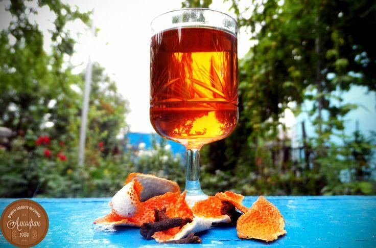 Алкофан - рецепты домашнего алкоголя и закусок
