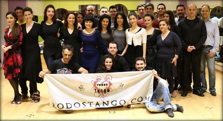 "Rodos Tango ClubWorkshop Raphael Passaquay & Danae Zevgadina19-21 Jan 2018 - Rhodes - GreeceMilonga ""La Nochera""Ένα απίστευτα πολύ όμορφο Παρασκευοσαββατοκύριακο ήταν αυτό που πέρασε για τους tangueros & tangueras της Ρόδου! Εξαιρετικά sho..."