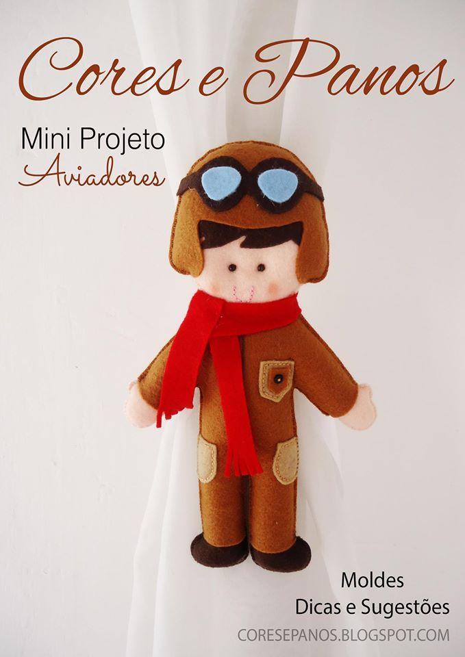 Mini Projeto - Aviadores } Gente, já está disponível na nossa loja virtual  o mini