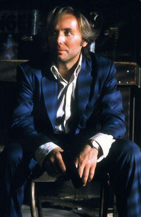 Dwight Yoakam as Herbert Claremont/Clarkson in '3-Way'