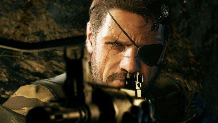 Игра Metal Gear Solid VI