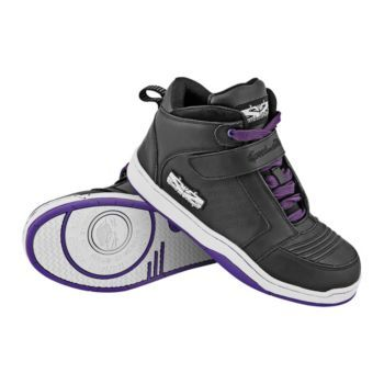 SPEED AND STRENGTH - Women's Wicked Garden Motorcycle Shoes - Riding Shoes - Street - Boots - Women's - CycleGear - Cycle Gear