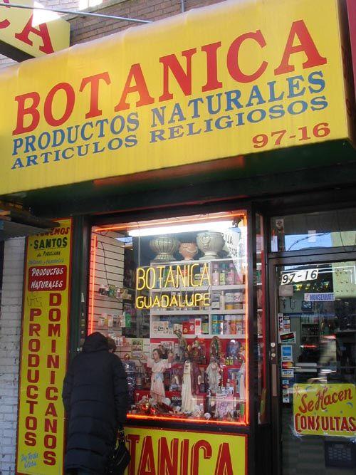 Botanica 97 16 Roosevelt Avenue Corona Queens New