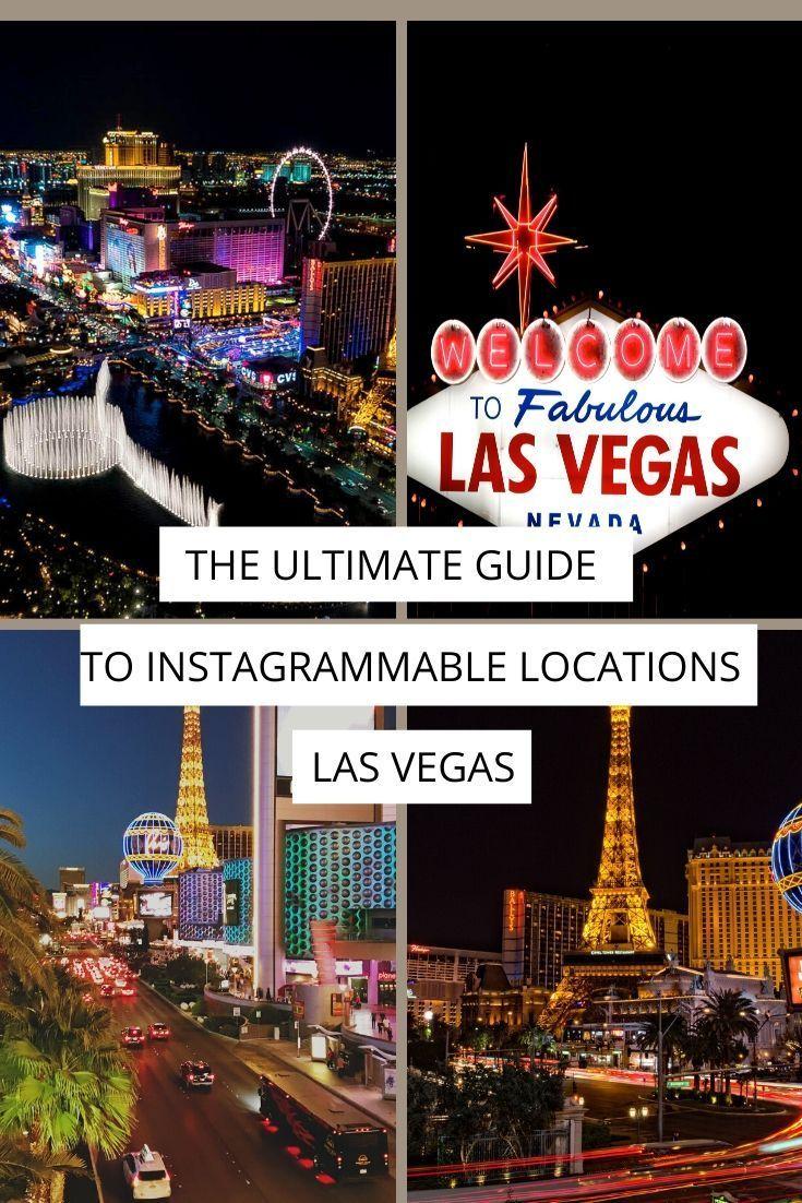 Complete Travel Guide To Las Vegas In 2020 Las Vegas Trip