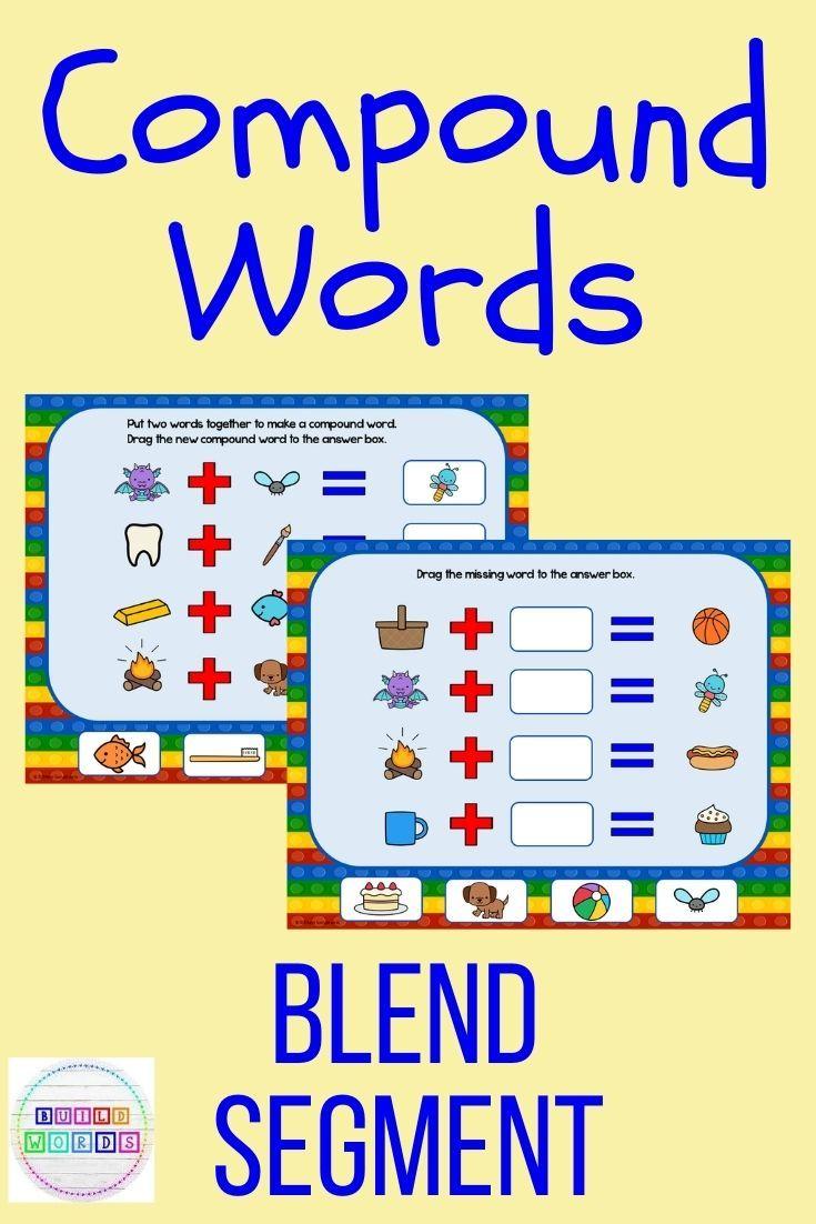 May No Prep Packet Kindergarten Compound Words Worksheets Compound Words Compound Words Activities [ 1325 x 1024 Pixel ]