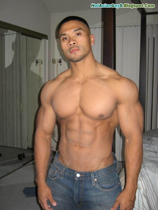 gay asian muscle porn