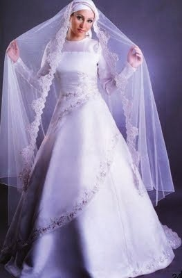 Muslimah Wedding Dress Muslimah Wedding Dresses