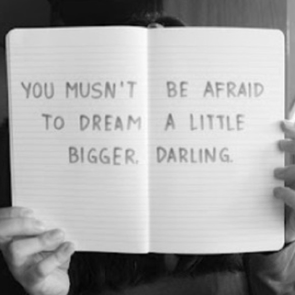 Dream Big, Inspiration, Quotes, Dreams Bigger, Musnt, Things, Living, Bigger Darling, Wise Words