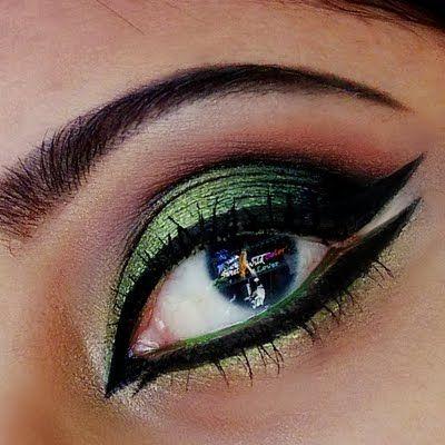 Green Arabic by Manisha C