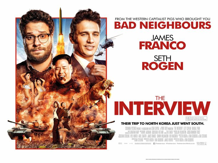 Critique Ciné : L'INTERVIEW QUI TUE ! de Seth Rogen & Evan Goldberg