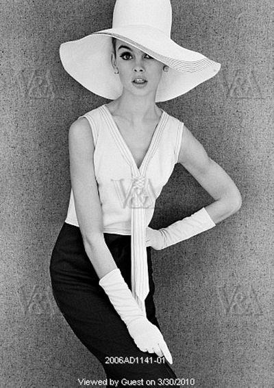 Jean Shrimpton by John French, London, UK, 1960s