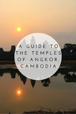 It's time...: A guide to visiting the temples of Angkor, Cambodia